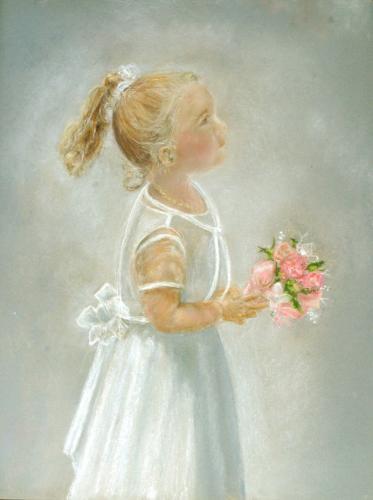 The Little Bridesmaid