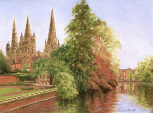 Reflections Of Autumn (Lichfield)