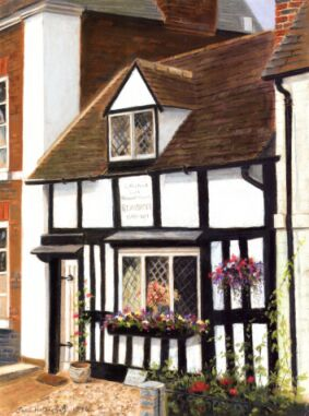 Richard Baxters Cottage