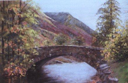 Bridge in the Lake District